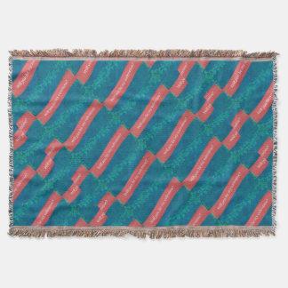 Valentinstag-Muster Decke