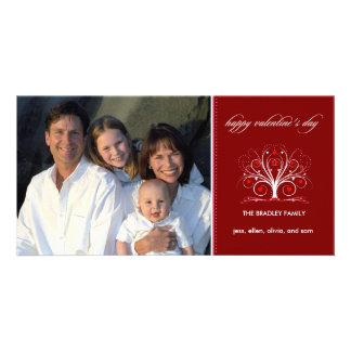 Valentinstag - Schatz-Baum Bildkarten