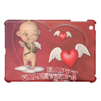Valentinstag-Toon-Baby iPad Fall