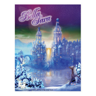Valeryk Schloss Postkarte