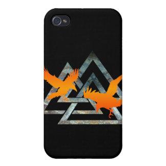 Valknut Speck-Kasten iPhone 4 Schutzhülle