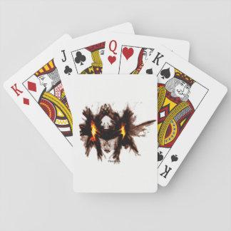 Valkyrie - Hagel Odin. .let die Kriegersführung Spielkarten