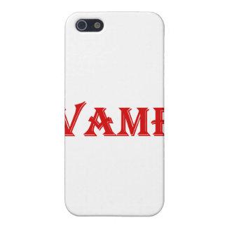 Vamp iPhone 5 Schutzhülle
