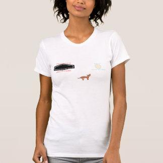 Vamp und Wolf T-Shirt