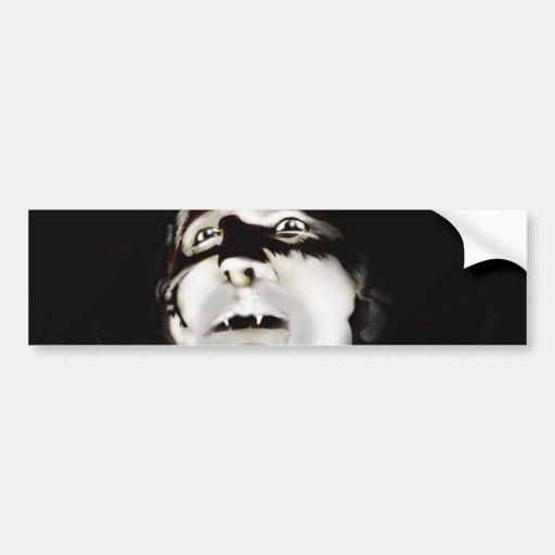 Vampir Auto Sticker