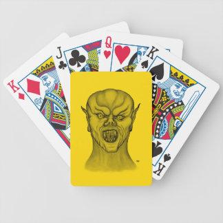 Vampir Bicycle Spielkarten