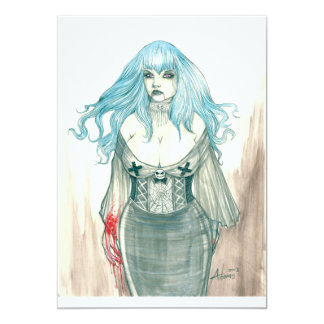 Vampir Shannon Einladung