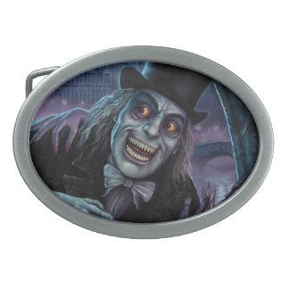 Vampir von London Ovale Gürtelschnallen