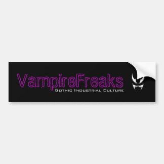 Vampirefreaks Autoaufkleber