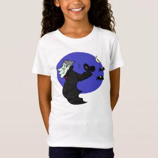 Vampirs-Fliegen Halloweens Dracula T-Shirt