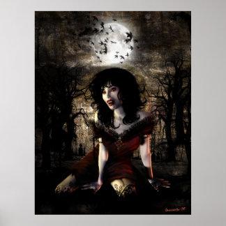 Vampirs-Königin Poster