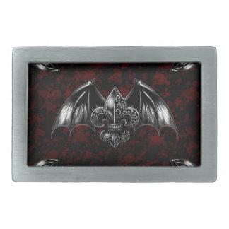 Vampirs-Lord Gothic Art Rechteckige Gürtelschnallen