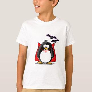 Vampirs-Pinguin T-Shirt