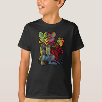 Vampirsmäusetrick oder -käse T-Shirt