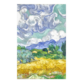 Van Gogh Briefpapier