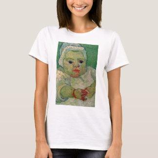 Van Gogh; Das Baby Marcelle Roulin T-Shirt
