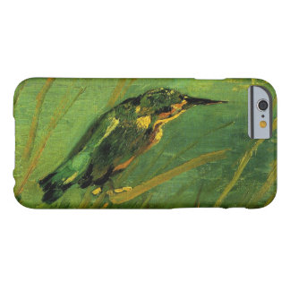Van Gogh der Eisvogel, Vintage Barely There iPhone 6 Hülle