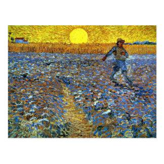 Van Gogh - der Sower Postkarten