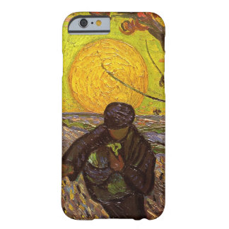 Van Gogh; Der Sower, Vintager Barely There iPhone 6 Hülle