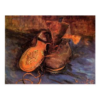 "Van Gogh ""eine Paar Schuhe-Postkarte Postkarte"