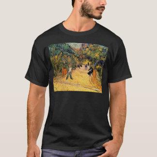 Van Gogh, Eingangs-allgemeiner Park, Arles, T-Shirt