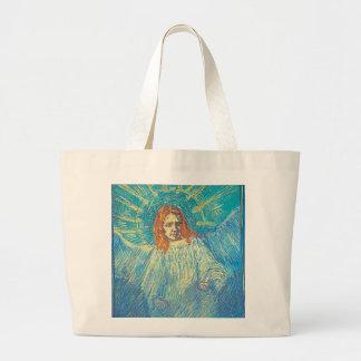 """Van Gogh """"halbe Zahl von einem Engel"""" Taschen-Tasc"""