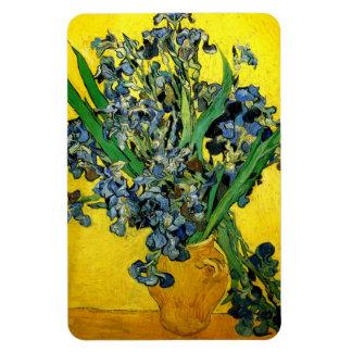 Van Gogh: Iris Magnete