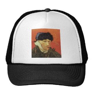 Van Gogh - Mann mit Rohr Truckerkappen