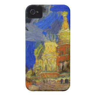 Van Gogh Moskau iPhone 4 Case-Mate Hüllen