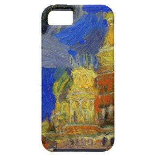 Van Gogh Moskau iPhone 5 Schutzhülle