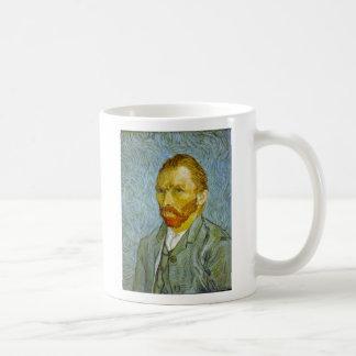 "Van Gogh ""Selbstporträt-"" Tasse"