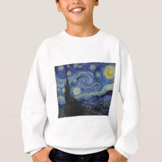 Van Gogh - sternenklare Nacht Sweatshirt