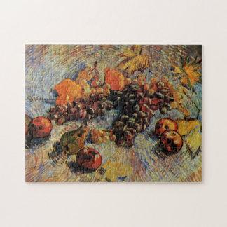 Van Gogh; Stillleben-Äpfel, Birnen, Zitronen, Puzzle