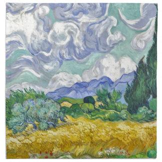 Van Gogh Stoffserviette