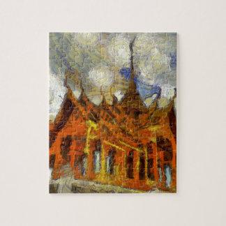 Van Gogh Thailand GrandPalace Puzzle