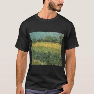 Van- Goghansicht von arles mit Iris Vincent Willem T-Shirt