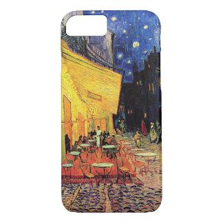 Van- Goghcafé-Terrasse auf Place du Forum, schöne iPhone 8/7 Hülle