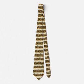 Van- Goghernte in Provence, Vintage feine Kunst Personalisierte Krawatte