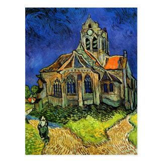 Van- Goghkirche an Auvers F789 schöner Kunst Postkarten