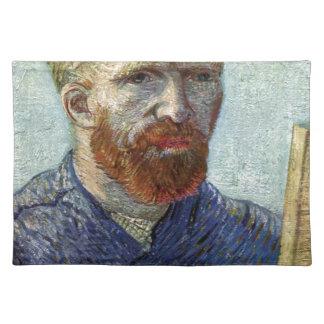 Van- Goghselbstporträt. Tischset