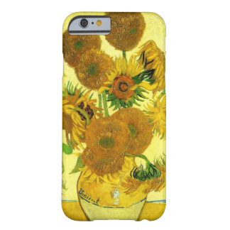 Van- Goghsonnenblumen iPhone 6 Fall Barely There iPhone 6 Hülle