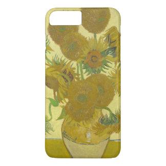 Van- GoghVase mit fünfzehn Sonnenblumen GalleryHD iPhone 8 Plus/7 Plus Hülle