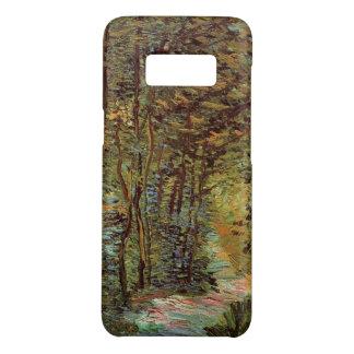 Van- Goghweg im Holz, Vintage feine Kunst Case-Mate Samsung Galaxy S8 Hülle