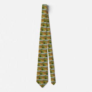 Van- Goghweizen-FeldCornflowers, Vintage feine Individuelle Krawatte