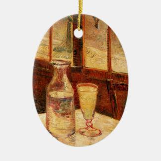 Van- Goghwermut-Vintages Impressionismus-noch Keramik Ornament