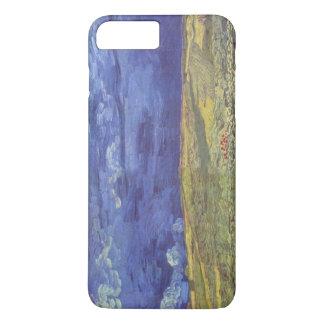 Van GoghWheatfield mit bewölktem Himmel iPhone 8 Plus/7 Plus Hülle