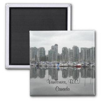 Vancouver B C Kanada Kühlschrankmagnet