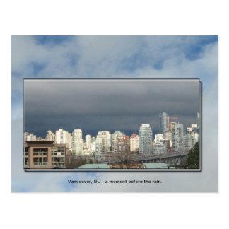 Vancouver BC Kanada-Postkarte Postkarte
