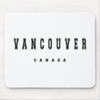 Vancouver Kanada Mauspads
