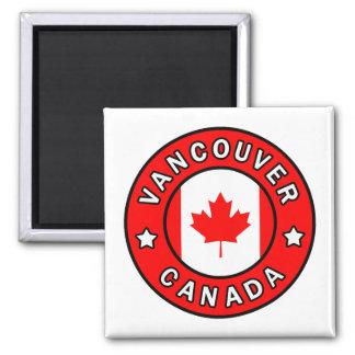 Vancouver Kanada Quadratischer Magnet